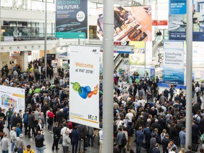IFAT 2018 - Svjetski vodeći stručni sajam za vodu, otpadne vode, gospodarenje otpadom i sirovinama