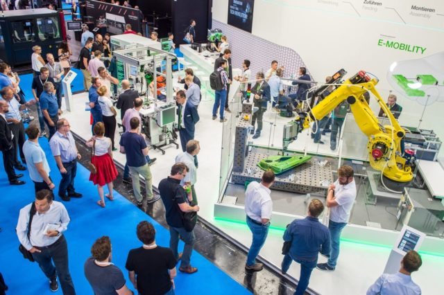 Automatica sajam za pametnu automatizaciju i robotiku