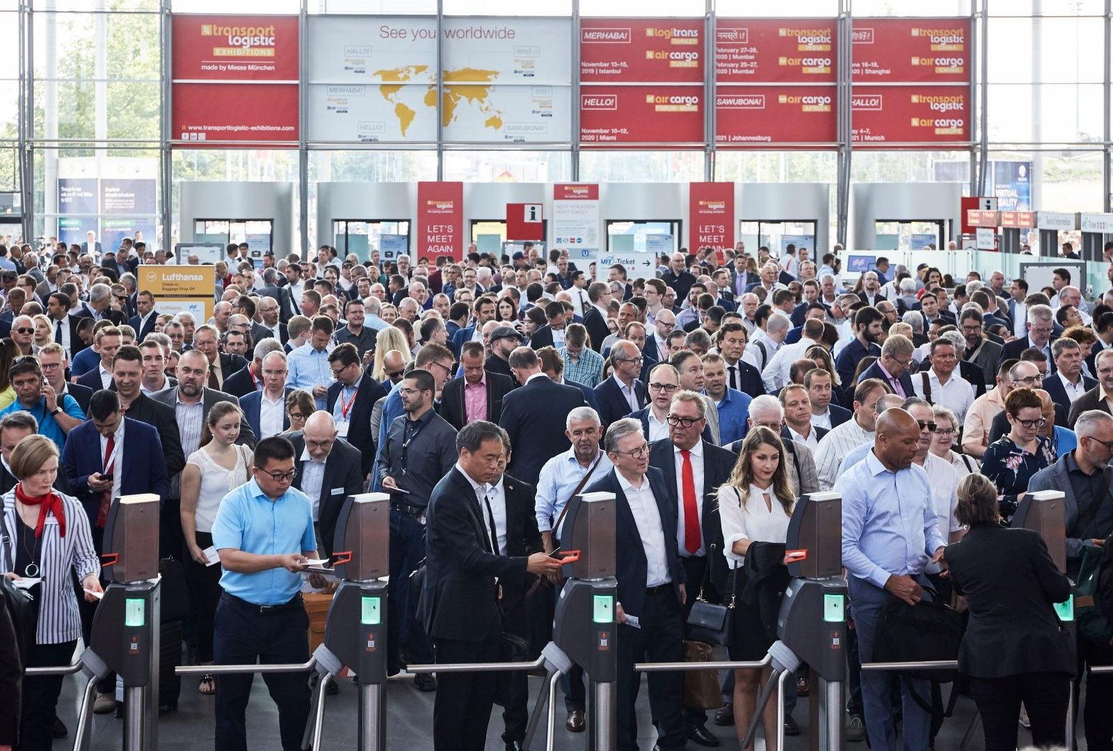 transport logistic 2019 - Vodeći međunarodni stručni sajam za logistiku, mobilnost, IT i upravljanje lancem opskrbe