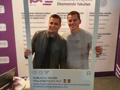 Uspješna suradnja Ekonomskog fakulteta - Zagreb i Belimpexa