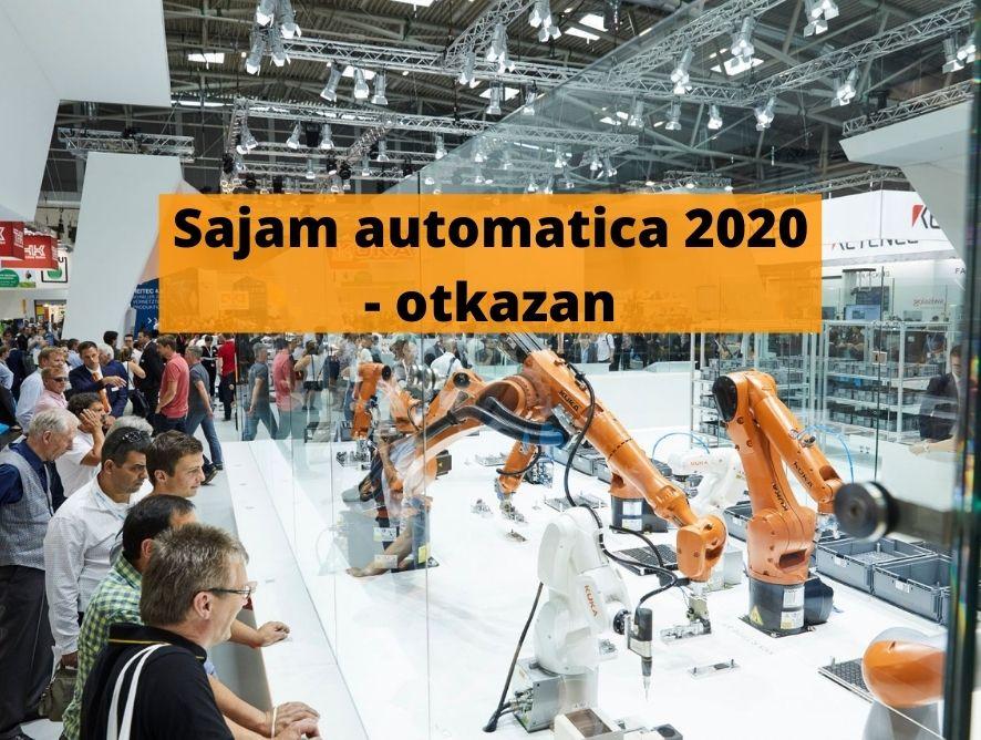 Otkazan sajam automatica 2020