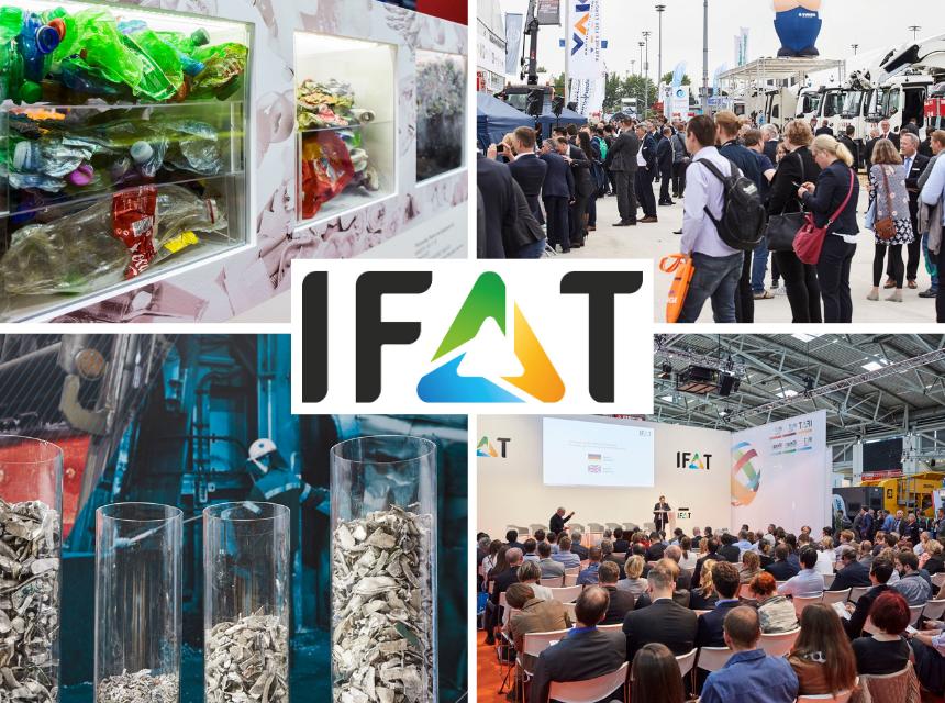Počele prijave - sajam IFAT 2022